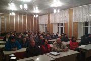 Спільні збори батьків і студентів ІІ курсу електромеханічного відділення.